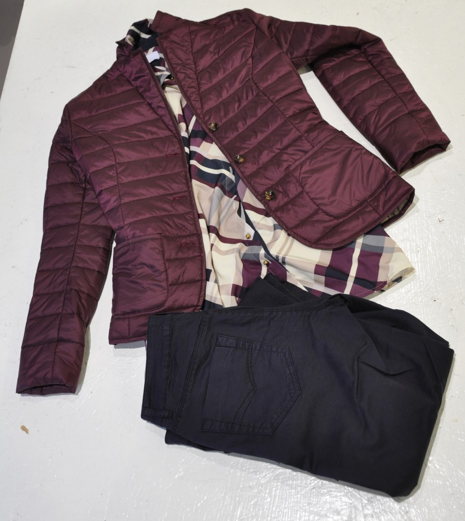 Conte of Florence  casualwear total look. - Unionmoda 4ce4eb63b71