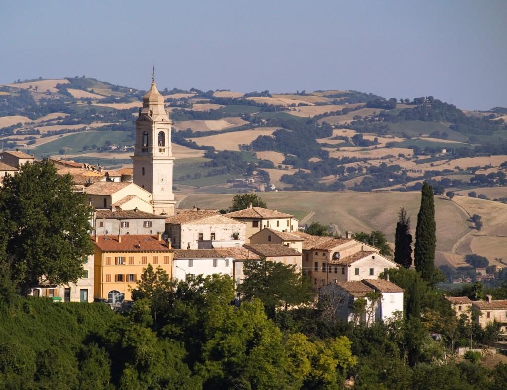 Panorama di S. Ippolito