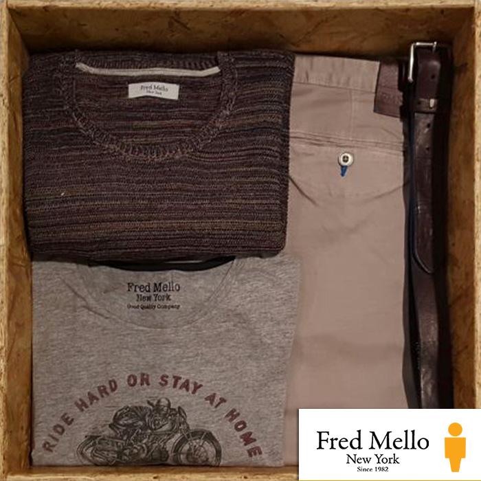 Campionari di Famiglia Unionmoda Outlet - Fred Mello Uomo