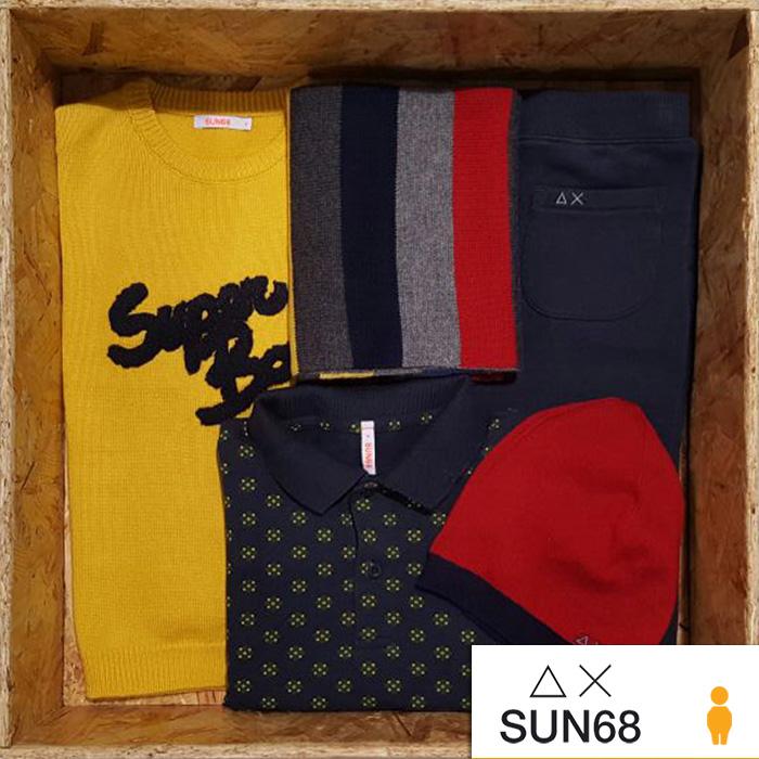 Campionari di Famiglia Unionmoda Outlet - Sun68 Bimbo