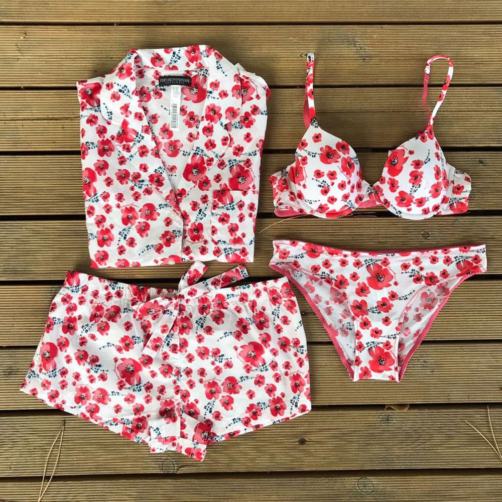 Emporio Armani Intimo - Underwear Donna - Unionmoda Outlet