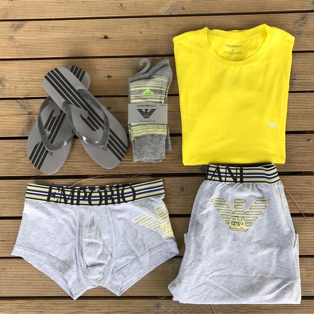 Emporio Armani Intimo - Underwear Uomo - Unionmoda Outlet