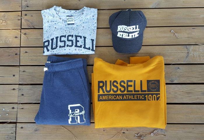 Russell Athletics Uomo - Campionari autunno inverno 2017 - unionmoda outlet abbigliamento