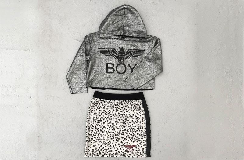 Boy London Bimba - Unionmoda Outlet Abbigliamento