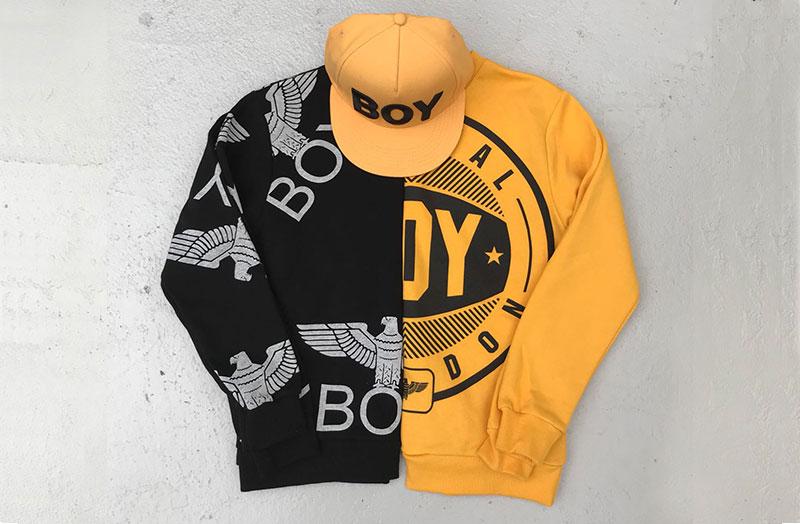 Boy London Bimbo - Unionmoda Outlet Abbigliamento