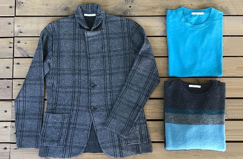 Kangra Cashmere Uomo - Unionmoda Outlet Abbigliamento