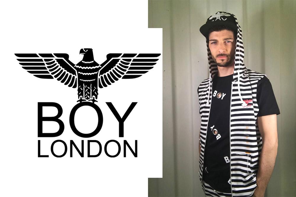 BOY London 2018 - Uomo - Unionmoda Outlet