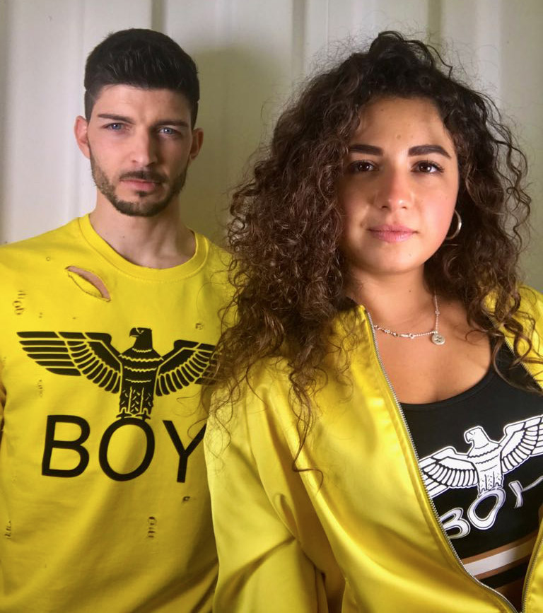 BOY London 2018 - Uomo e Donna - Unionmoda Outlet