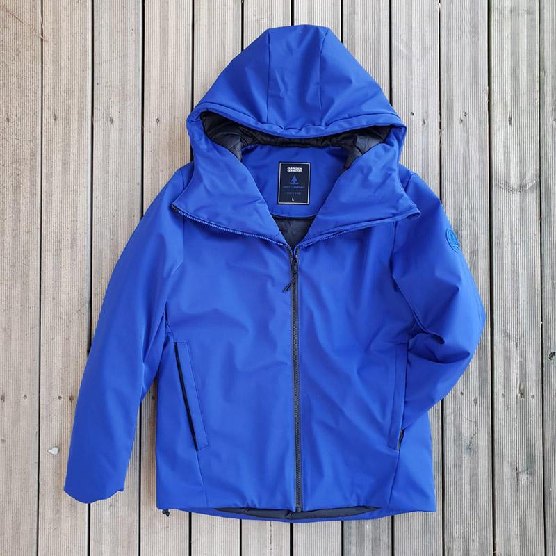 giacca tecnica best company blu da uomo in vendita a metà prezzo a unionmoda