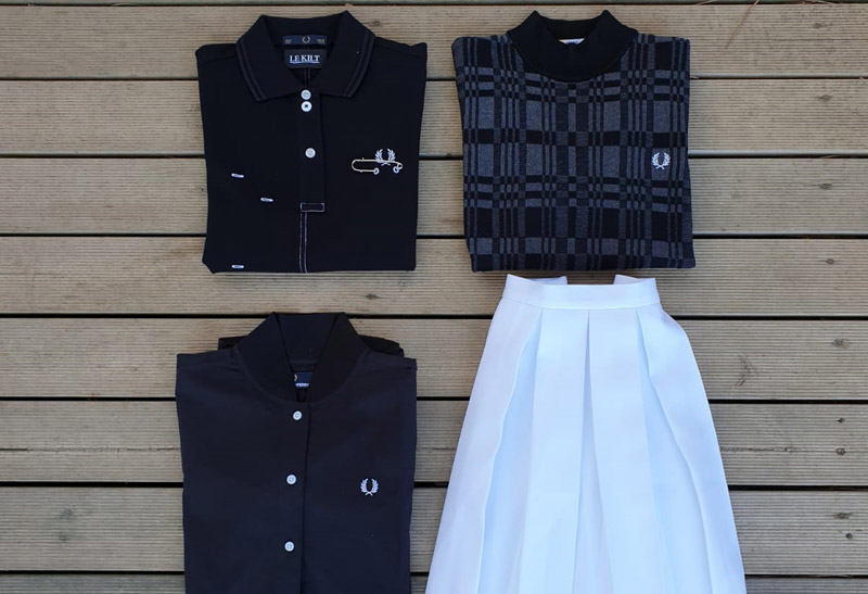 Fred Perry donna - Unionmoda Outlet