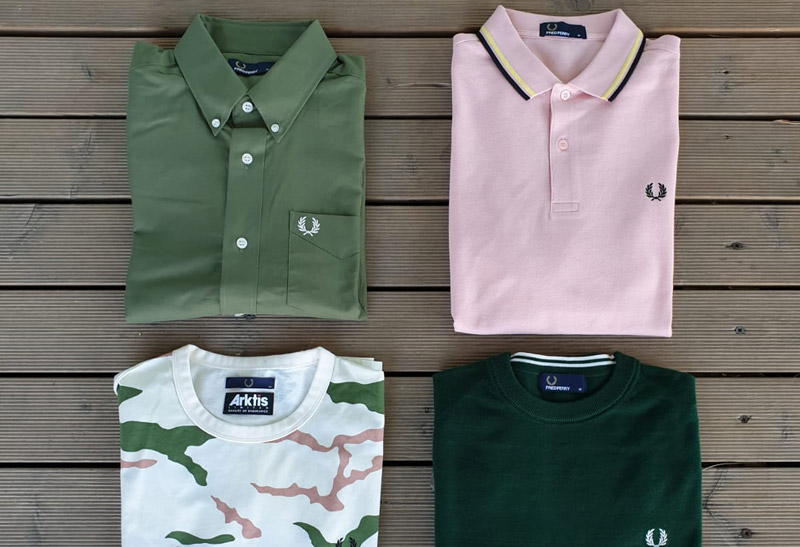 Fred Perry uomo - Unionmoda Outlet
