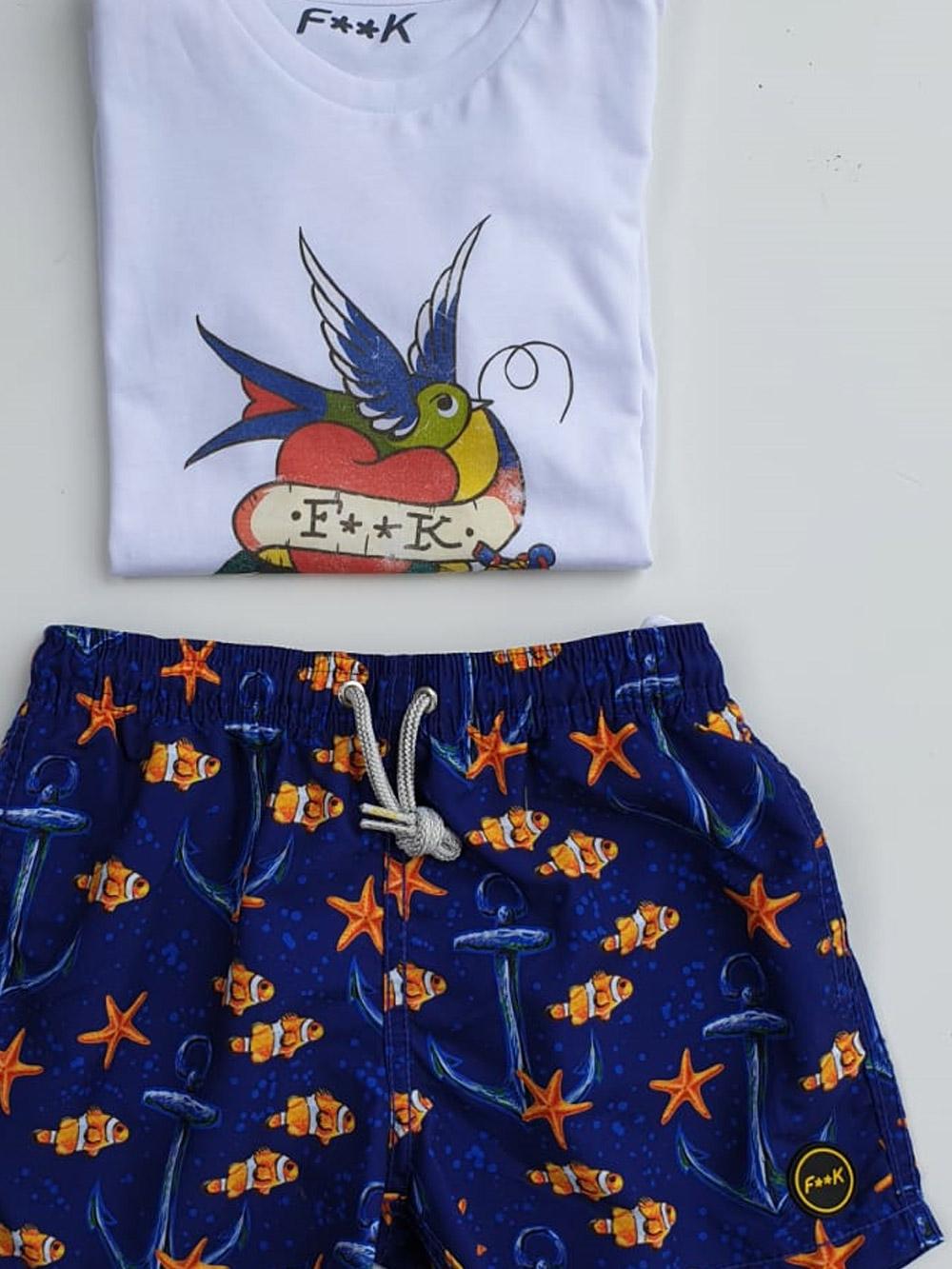 F**K bimbo costumi e abbigliamento mare - Unionmoda Outlet