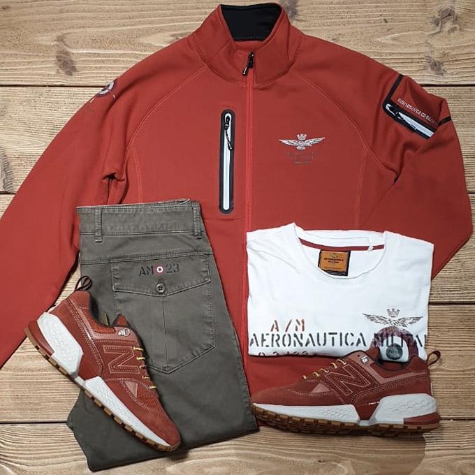Outfit anticipazioni abbigliamento uomo