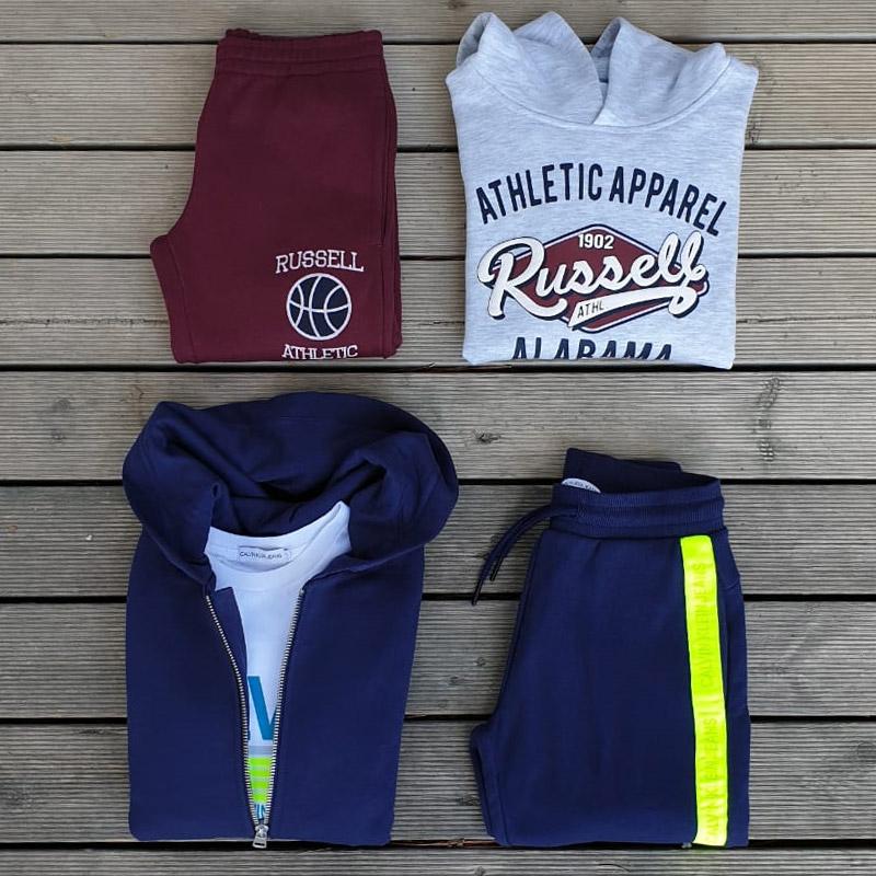 Calvin Klein e Russell Athletic Bambino - Unionmoda Outlet Nuovi Arrivi