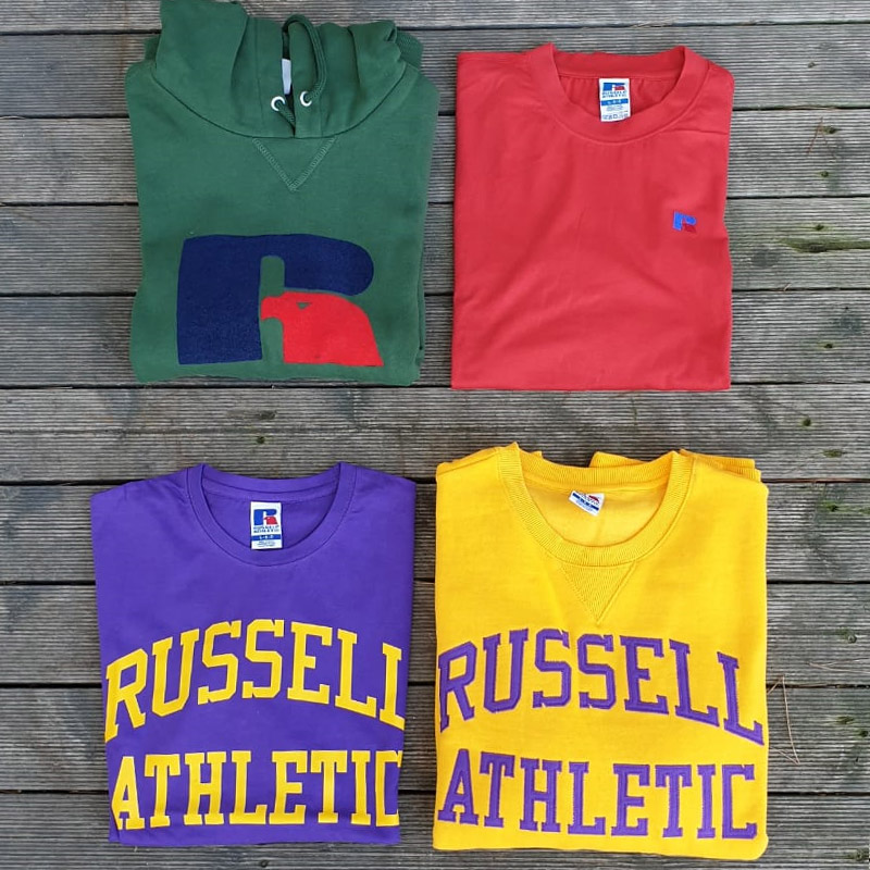 Russell Athletic - Uomo Unionmoda Outlet