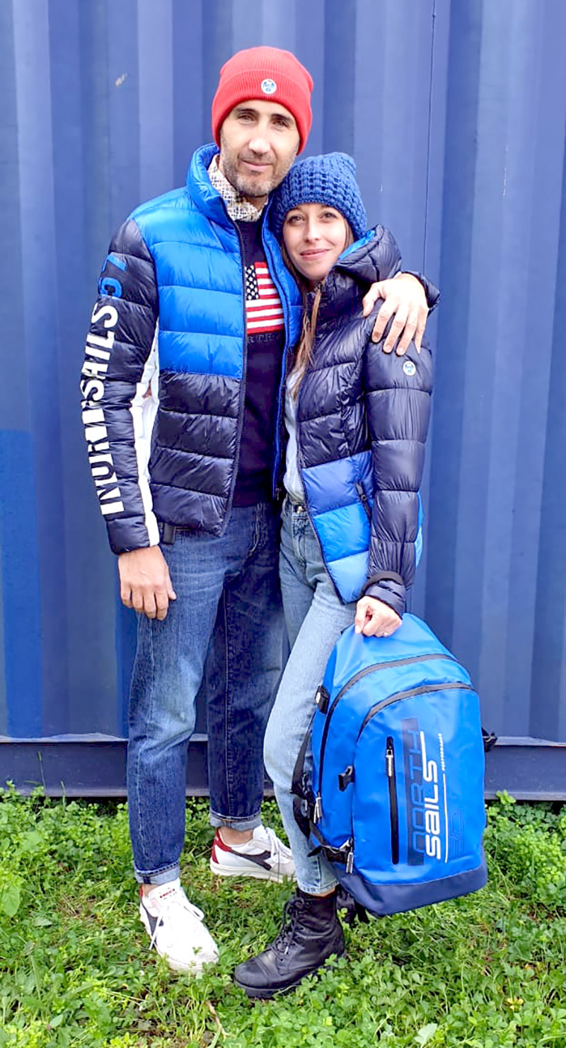 North Sails Unionmoda Uomo e Donna - Piumini e abbigliamento invernale