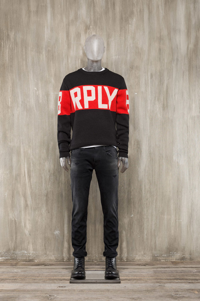 Replay Outfit Uomo - Unionmoda Outlet